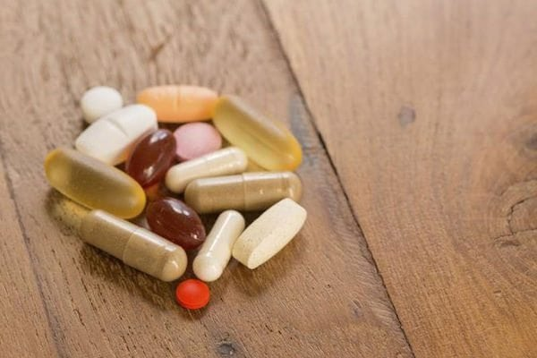 Supplementation for DHEA